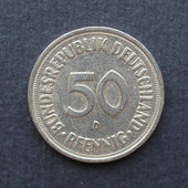 евро монеты — Стоковое фото
