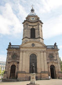 圣菲利普大教堂,伯明翰 — 图库照片