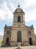 St philip kathedraal, birmingham — Stockfoto