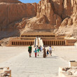 Temple of Queen Hatshepsut — Foto de Stock
