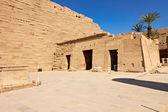 Temple Complex of Karnak, Egypt — Stock Photo