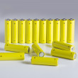 AA batteries — Stock Photo
