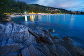 View of Surin beach — Stock Photo