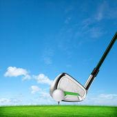 Golf theme — Stock Photo