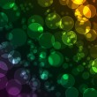 Bokeh colors — Stock Photo
