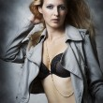 Sexy underwear female model — Stock Photo #7170652