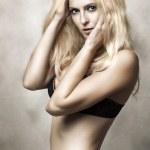 Sexy underwear female model. — Stock Photo #7178630