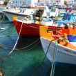 Stock Photo: Mykonos Harbour