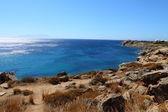 побережье миконос, греция. — Стоковое фото