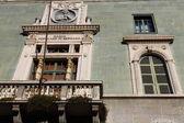Bergamo building in Italy — Stock Photo