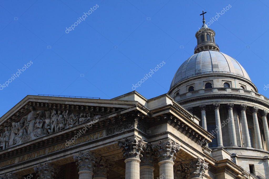 Decoration Pantheon Paris