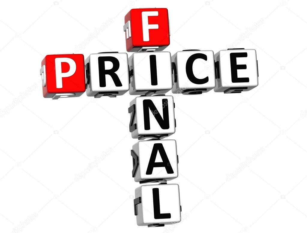 final price