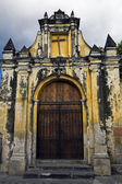 Gate to the Church — Stock Photo