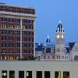 Union Station in downtown of Louisville - Stok fotoğraf