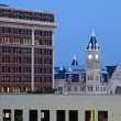 Union Station in downtown of Louisville - Foto Stock
