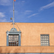 Santa Fe County Administrative Offices — Lizenzfreies Foto
