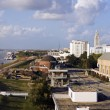 Baton Rouge Panorama — Stock Photo
