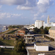 Stock Photo: Baton Rouge Panorama