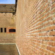 Royalty-Free Stock Photo: Walls of Fort Pulaski