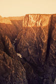 Black Canyon Of The Gunnison National Park — Stock Photo