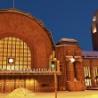 Stock Photo: Helsinki - Main Train Station