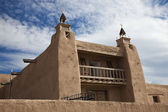 Church in Las Trampas, New Mexico — Stock Photo