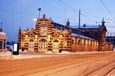 Vanha kauppahalli - Covered Market — Stock Photo