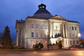 Boone County historic courthouse — Stock Photo