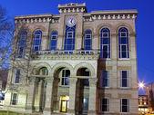 La Salle County Historic Courthouse in Ottawa — Stock Photo