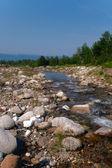River Sludianka, Baikal — Stock Photo