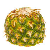 Half pineapple — Stockfoto