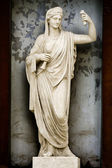 Sculpture Athene — Stock Photo