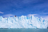 Glacier in Patagonia. — Stock Photo