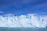 Geleira na patagônia. — Foto Stock