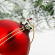 Christmas decoration — Stock Photo #7958860