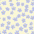 Royalty-Free Stock Vector Image: Floral seamless background