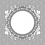 Vintage frame — Stock Vector #7909787