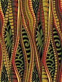 Abstract seamless wallpaper — Stock Vector