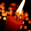 Candle — Stock Photo #7402725