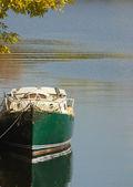 Boat house — Stock Photo