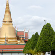 Wat Phra Kaew. - Stock Photo