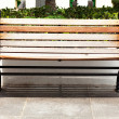 Bench - Stock Photo