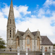 Westport Holy Trinity Church - Stock Photo