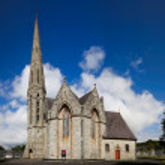 Westport Holy Trinity Church — Stock Photo