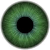Iris del ojo — Foto de Stock