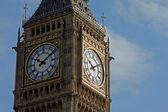 Ten past ten on Big Ben — Foto Stock