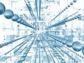 Data Stream — Stock Photo