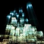 Lights of Metropolis — Stock Photo