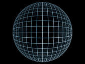 Grid Background — Stock Photo