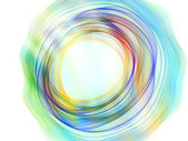 Colorful Circular Forms — Stock Photo